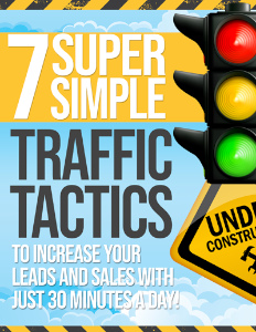 Read more about the article 7 Simple Traffic Tactics